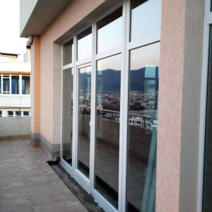 Балконное остекление квартиры