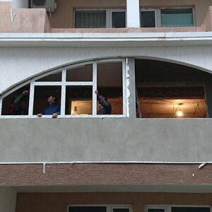 Нестандартное окно