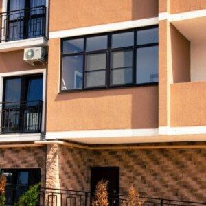 Балконы в ЖК «Альбатрос»