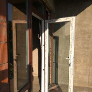 Монтаж окон в строящемся доме