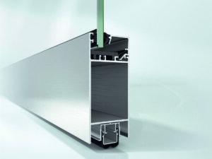 Дверная система Schüco ADS 50.NI без теплоизоляции