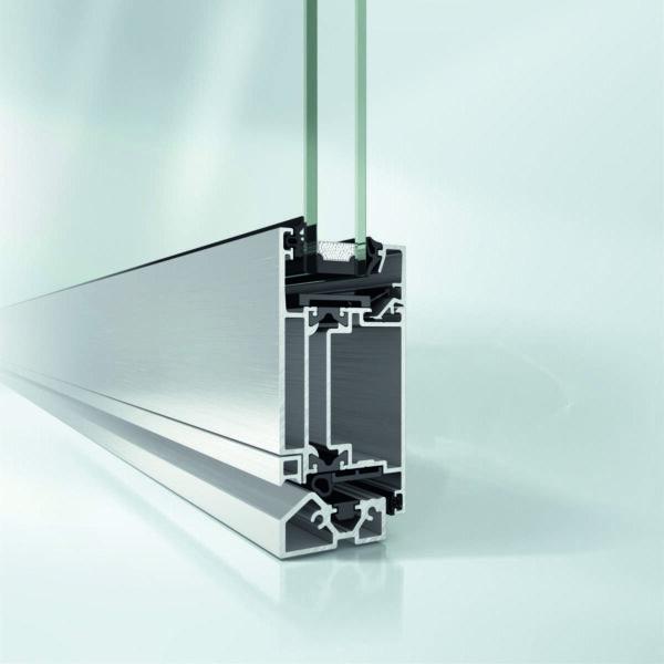 Алюминиевая дверная система Schüco ADS 50