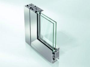 Алюминиевые двери Schüco ADS 65 HD