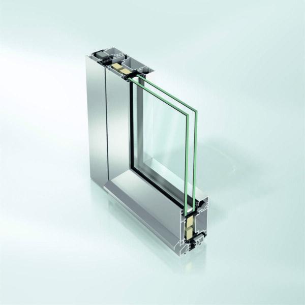 Дверная система Schüco ADS 70.HI