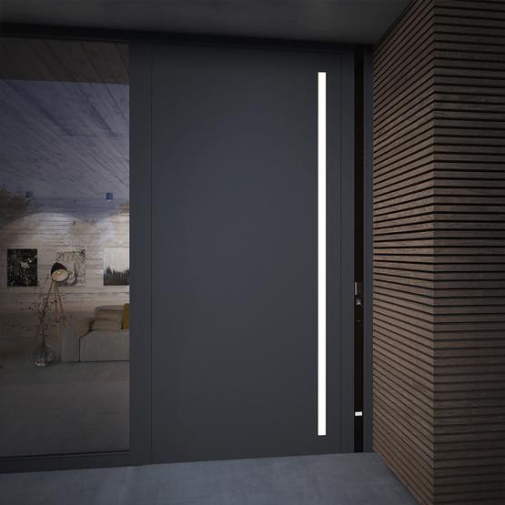 Алюминиевые двери Schüco ADS 90.SI SimplySmart Design Edition