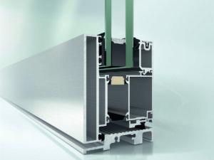 Взрывоустойчивая дверная система Schüco ADS 90 XR
