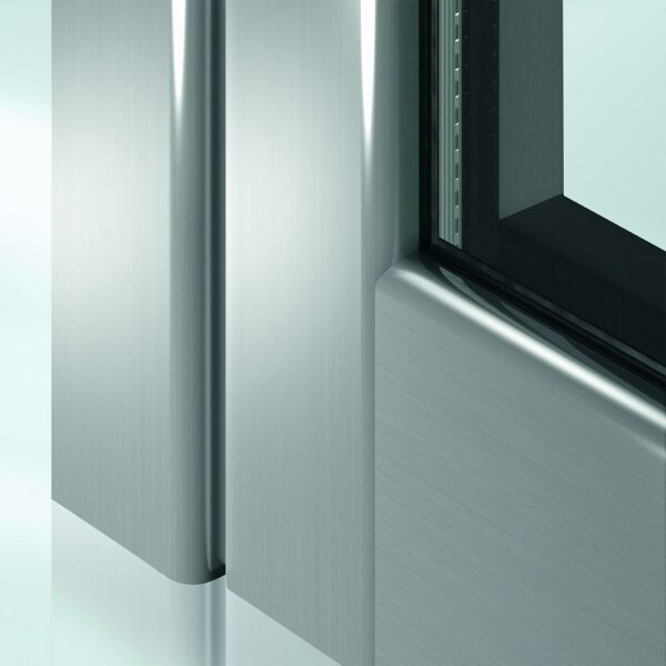 Дверная алюминиевая система Schüco ADS 70 SL.HI