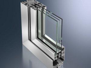 Складная раздвижная система Schüco ASS 80 FD.HI