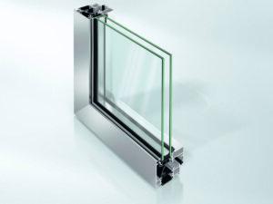 Алюминиевые окна Schüco AWS 65 BS