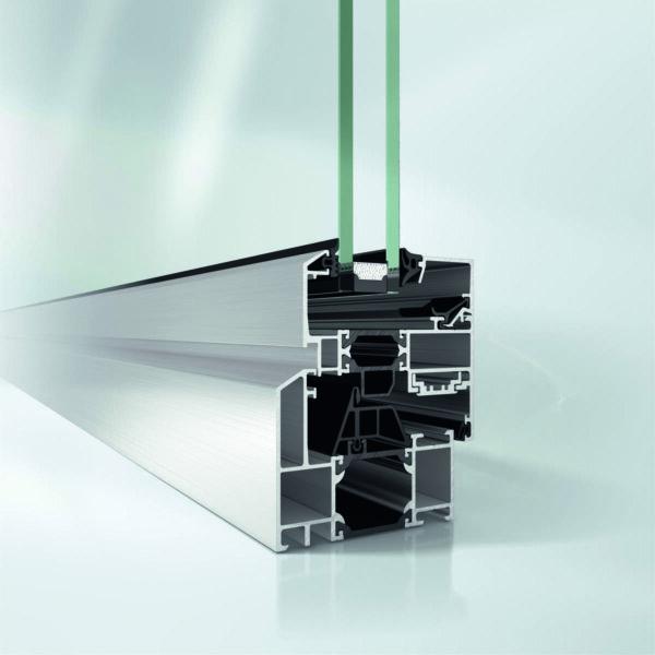 Алюминиевые окна Schüco AWS 65 RL