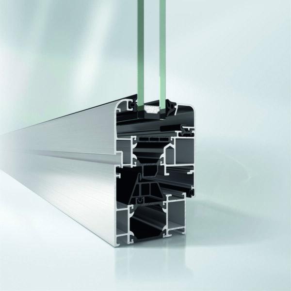 Алюминиевые окна Schüco AWS 65 SL