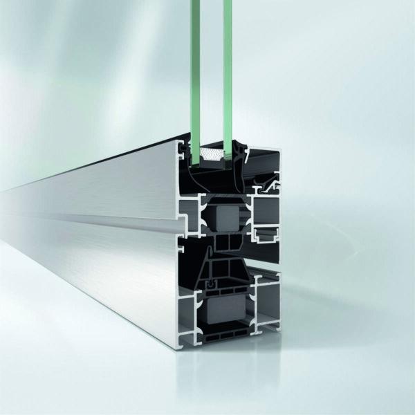 Алюминиевые окна Schüco AWS 70.HI