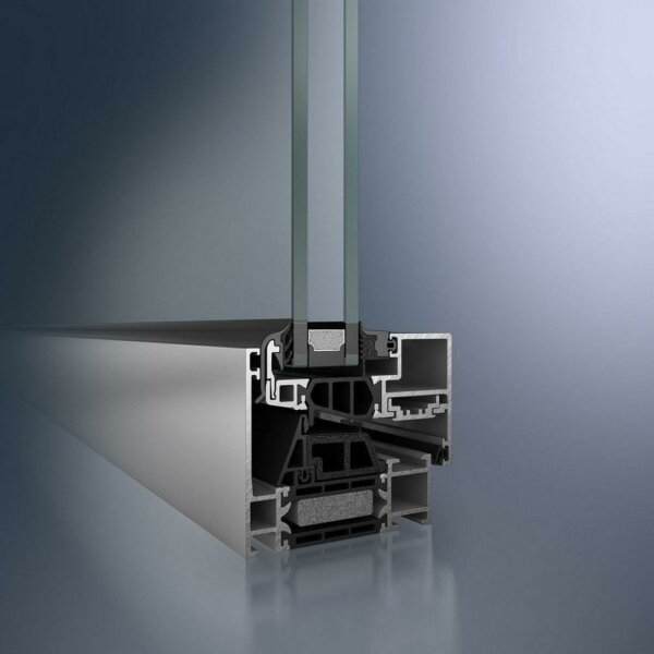 Алюминиевые окна Schüco AWS 75 BS.HI