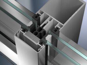 Schüco FW 60+ - стоечно-ригельная фасадная система