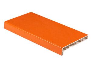 Подоконник Crystallit оранж, глянцевый