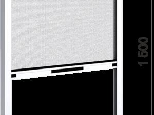 Рулонные москитные сетки (800мм x 1500мм)
