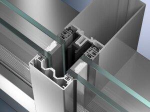 Schüco SMC 50 – модульная фасадная система